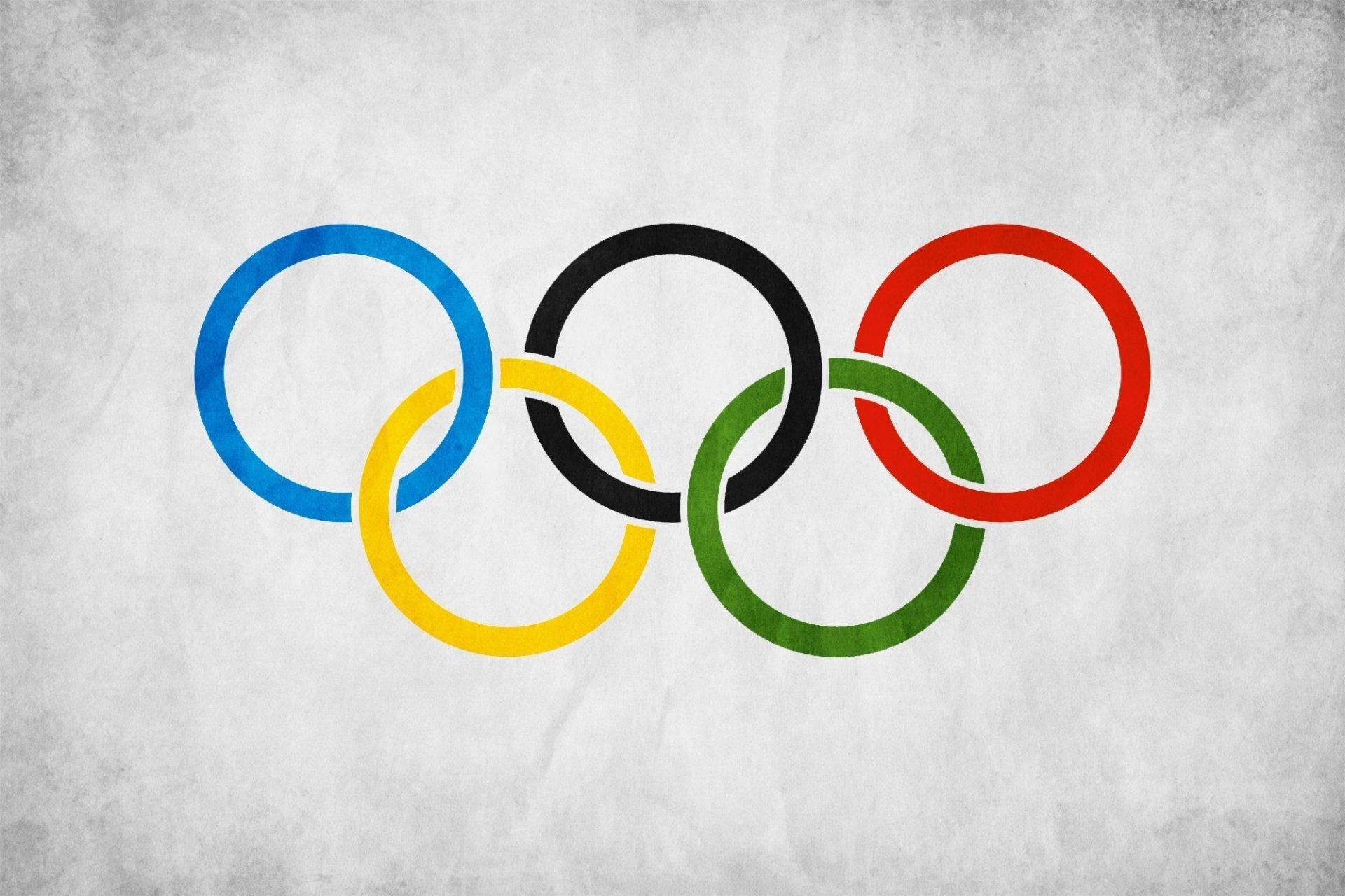 olympic games flag rings HD wallpaper