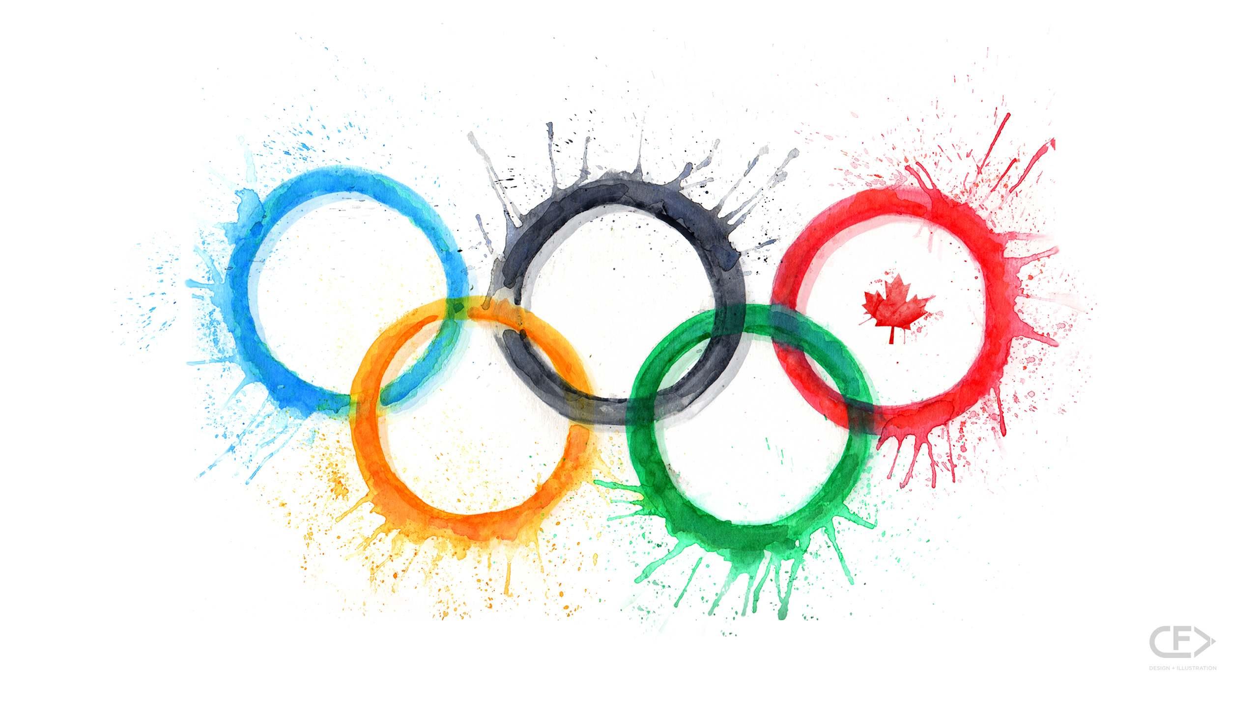 Olympic Flag Wallpapers - Wallpaper Cave
