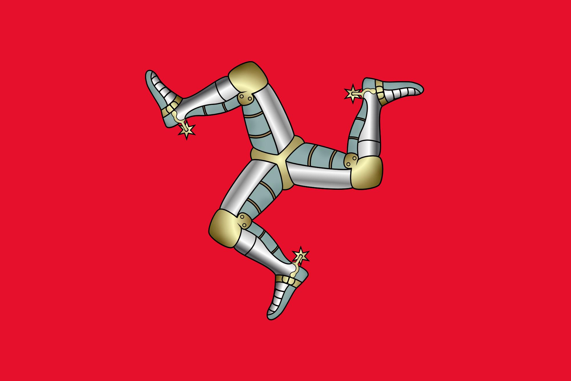 Isle of Man Countries Flag Picture #3438 - Ongur