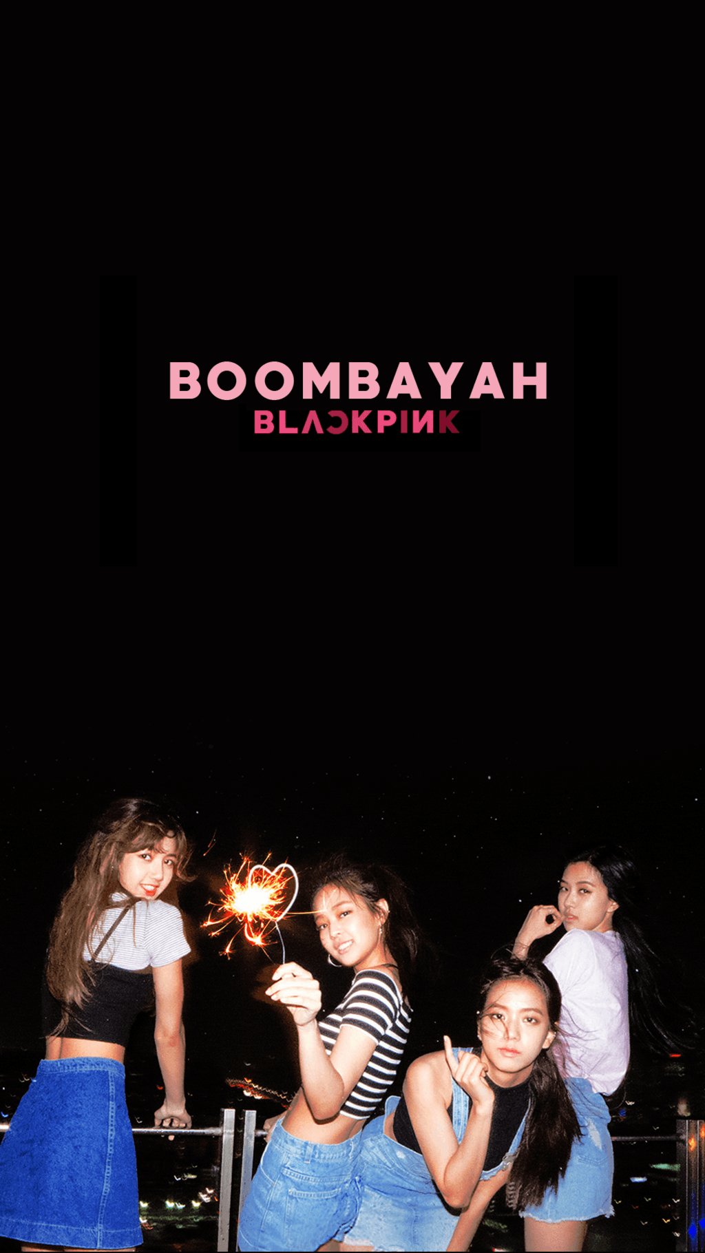Colouring Your Phone and Desktop With Blackpink's Logo and ...