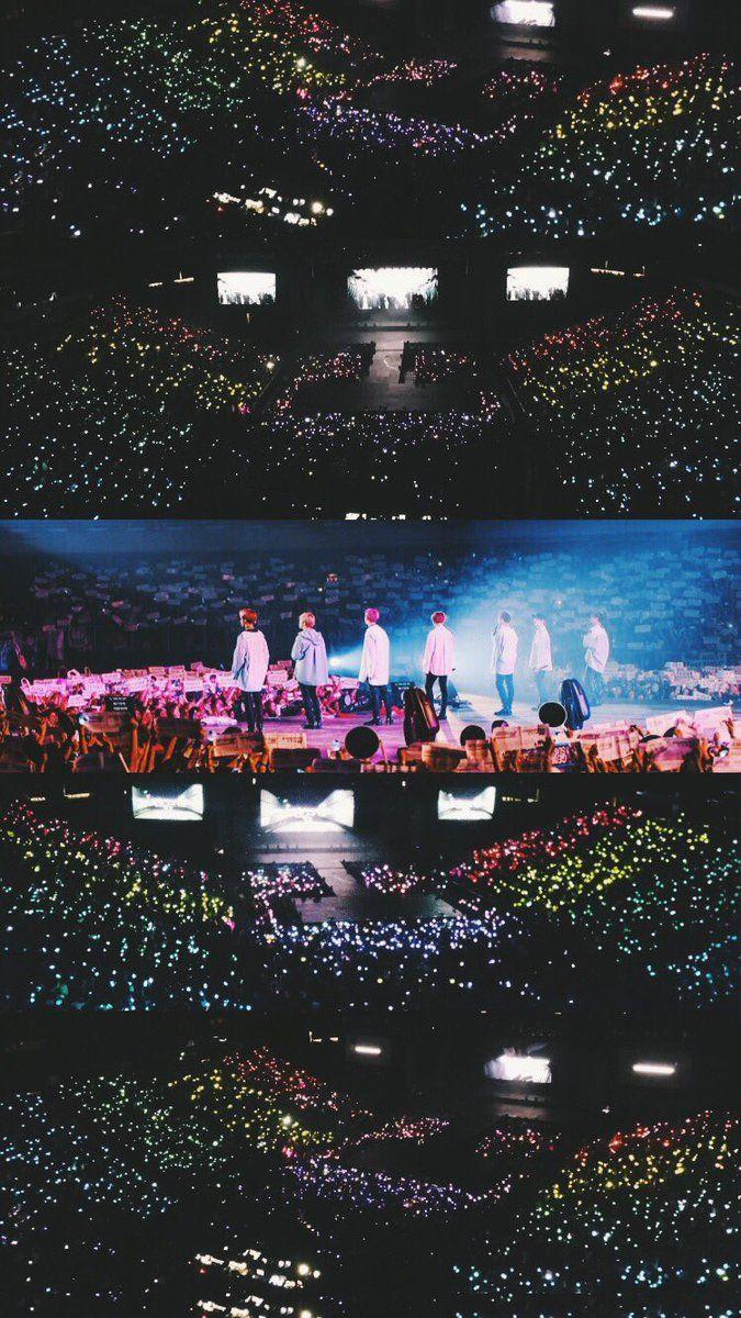 BTS Concert Wallpapers - Wallpaper Cave