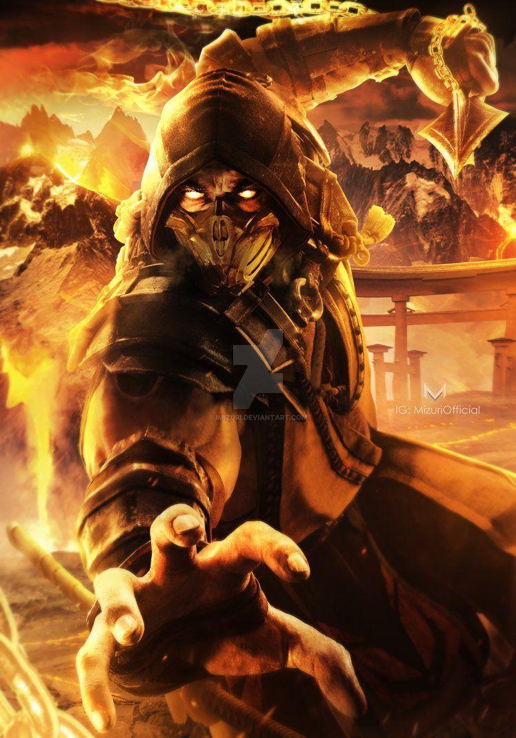 Mk 11 wallpapers wallpaper cave - Mortal kombat 11 wallpaper ...