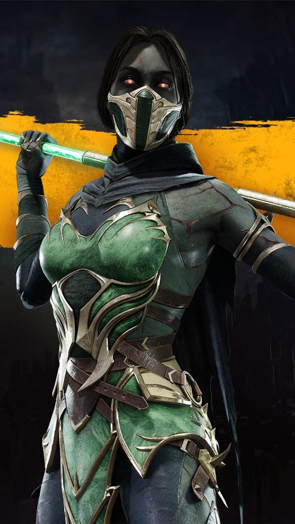 Jade Mortal Kombat Wallpapers Wallpaper Cave