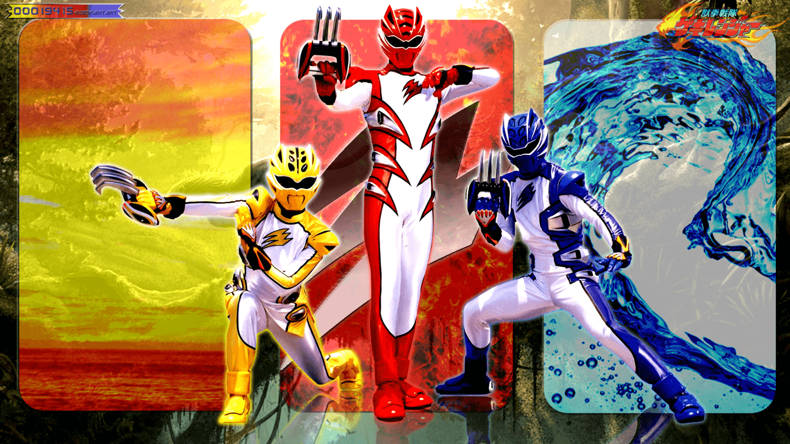 Power Rangers Jungle Fury Wallpapers - Wallpaper Cave