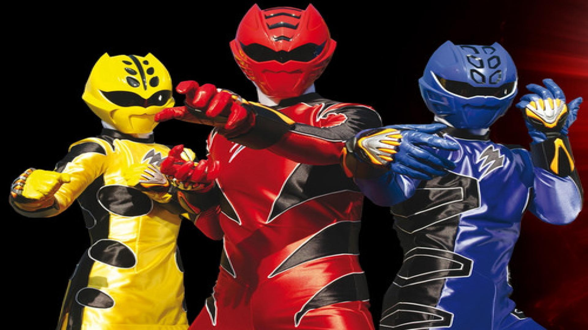 Wallpapers Of Power Rangers Jungle Fury ✓ Fitrini's Wallpaper