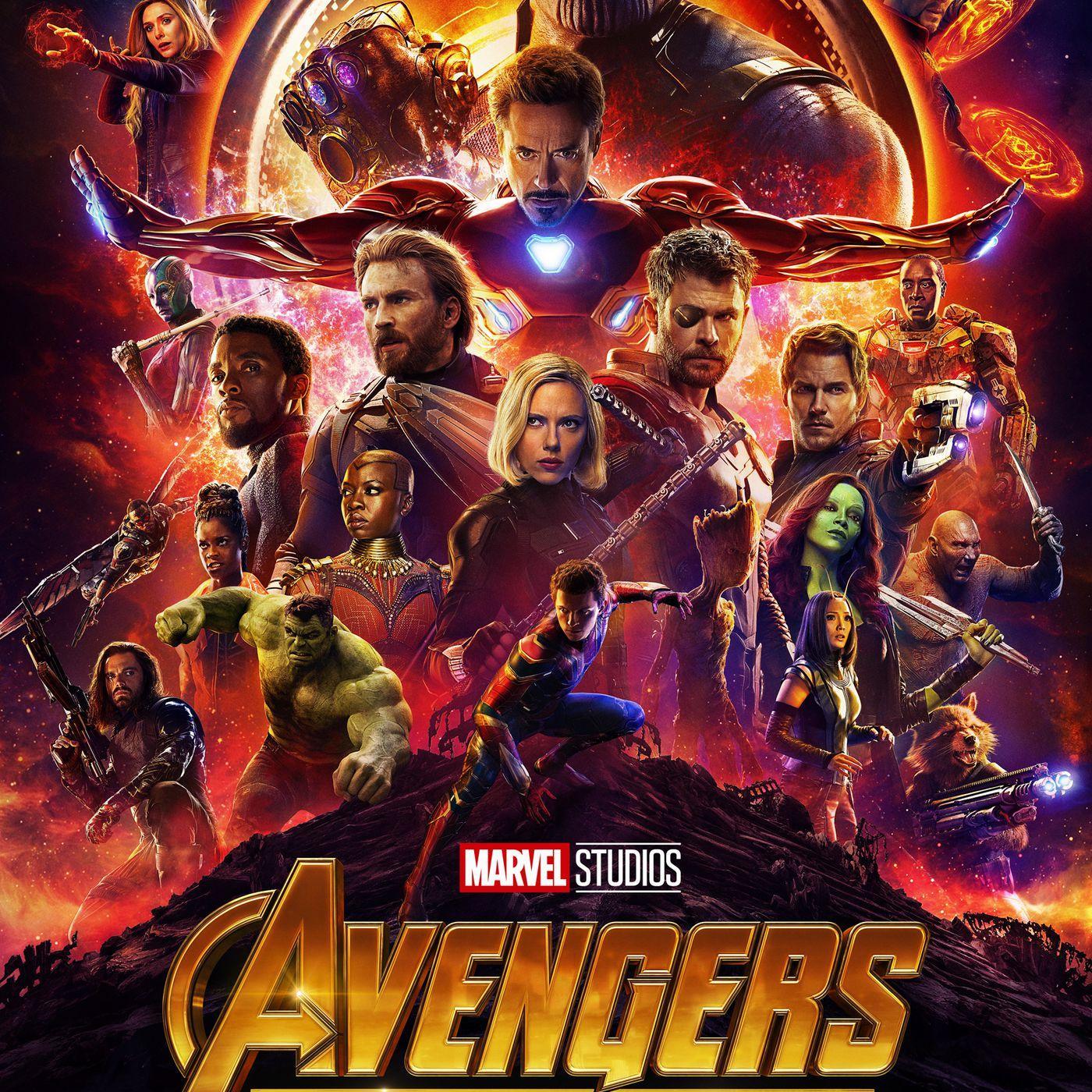 Avengers Endgame Cast Wallpapers Wallpaper Cave