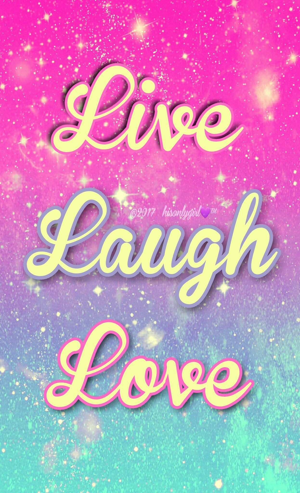 Live Love Laugh Spring Wallpapers Wallpaper Cave