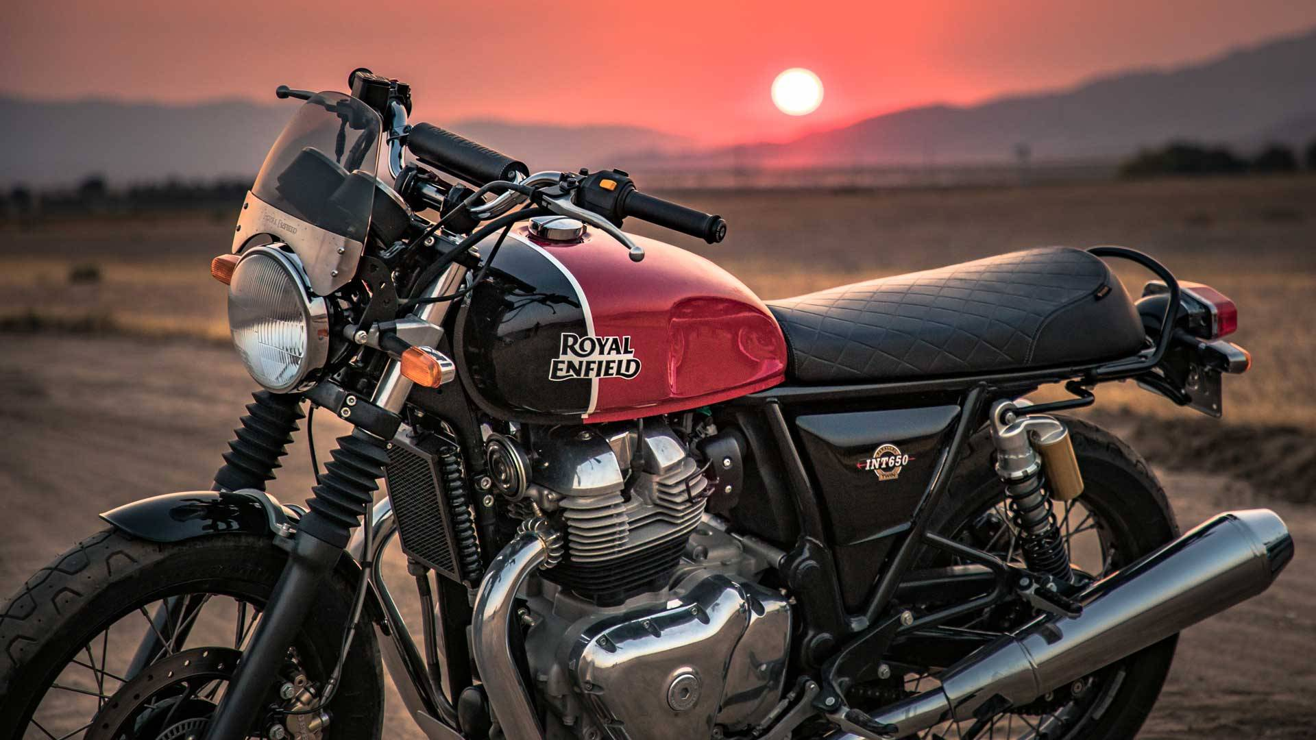 Royal Enfield Continental Gt 650 Wallpapers Wallpaper Cave