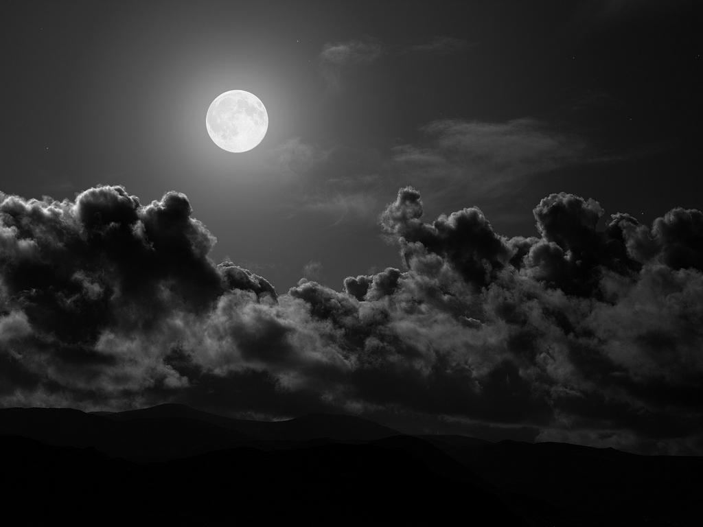 The Daily Poet: The Gibbous Moon