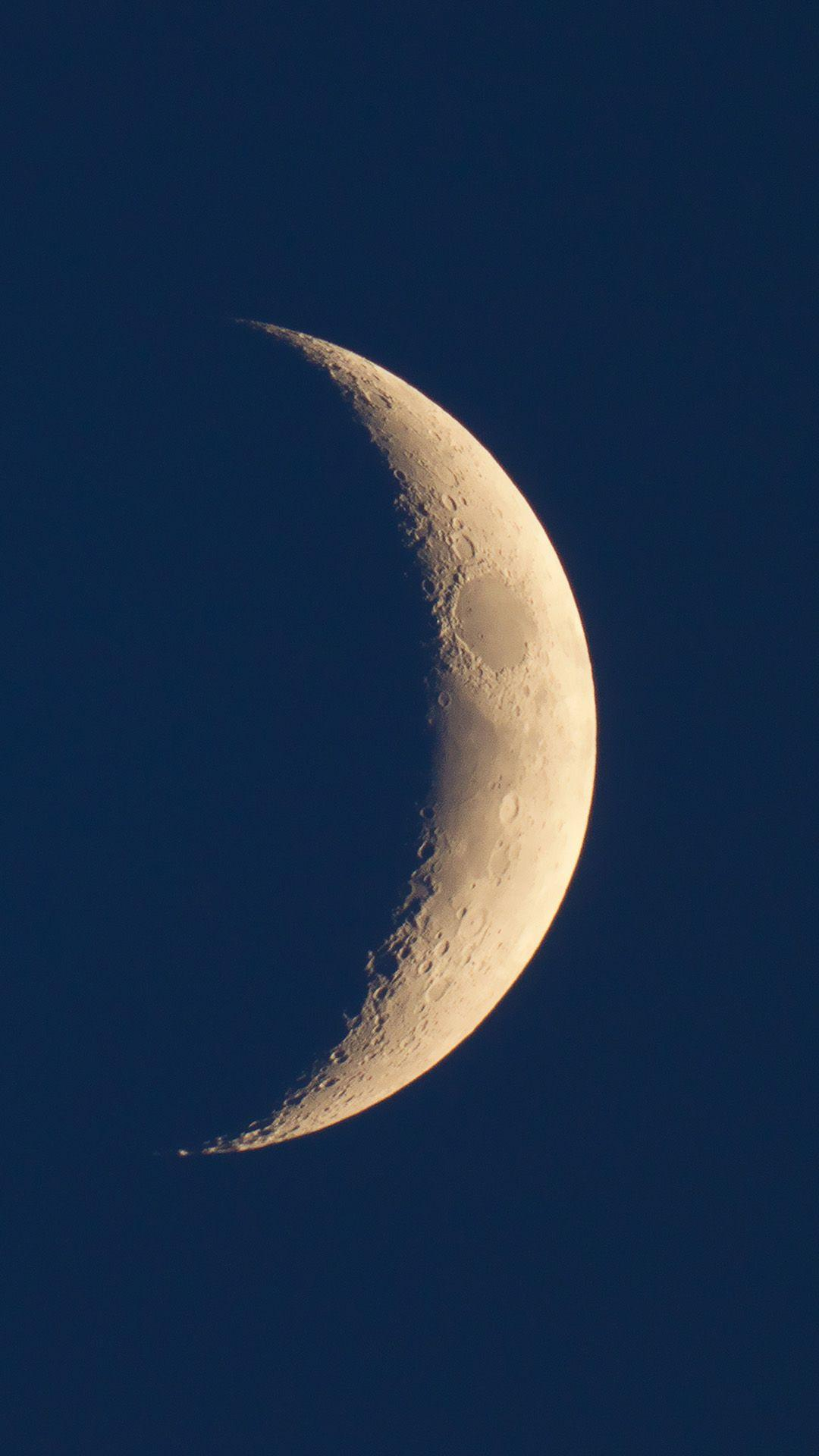 Our Crescent Moon