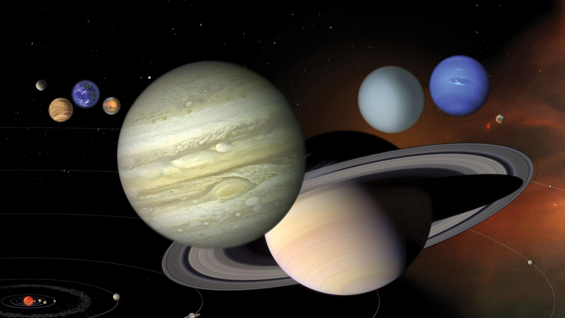 What are the Planets of the Solar System?