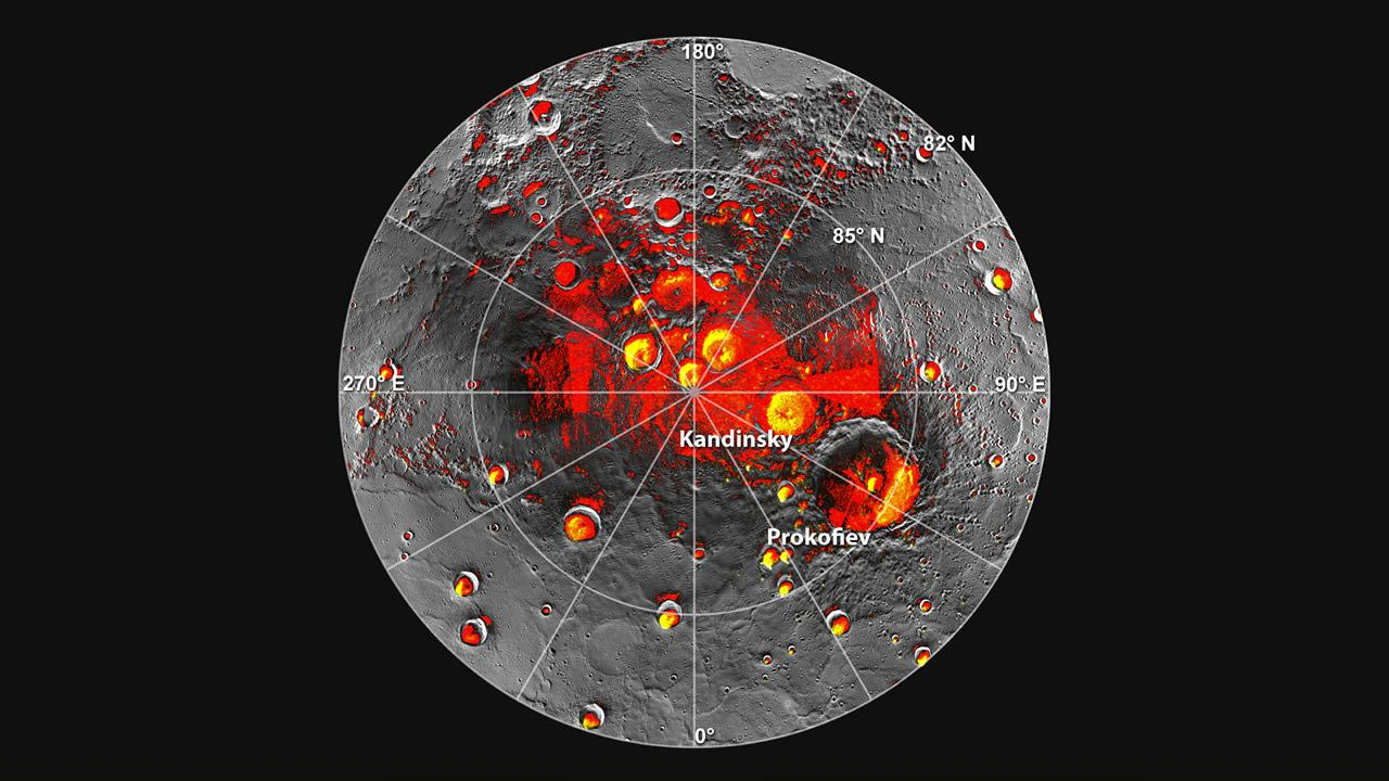 The Planet Mercury - Universe Today