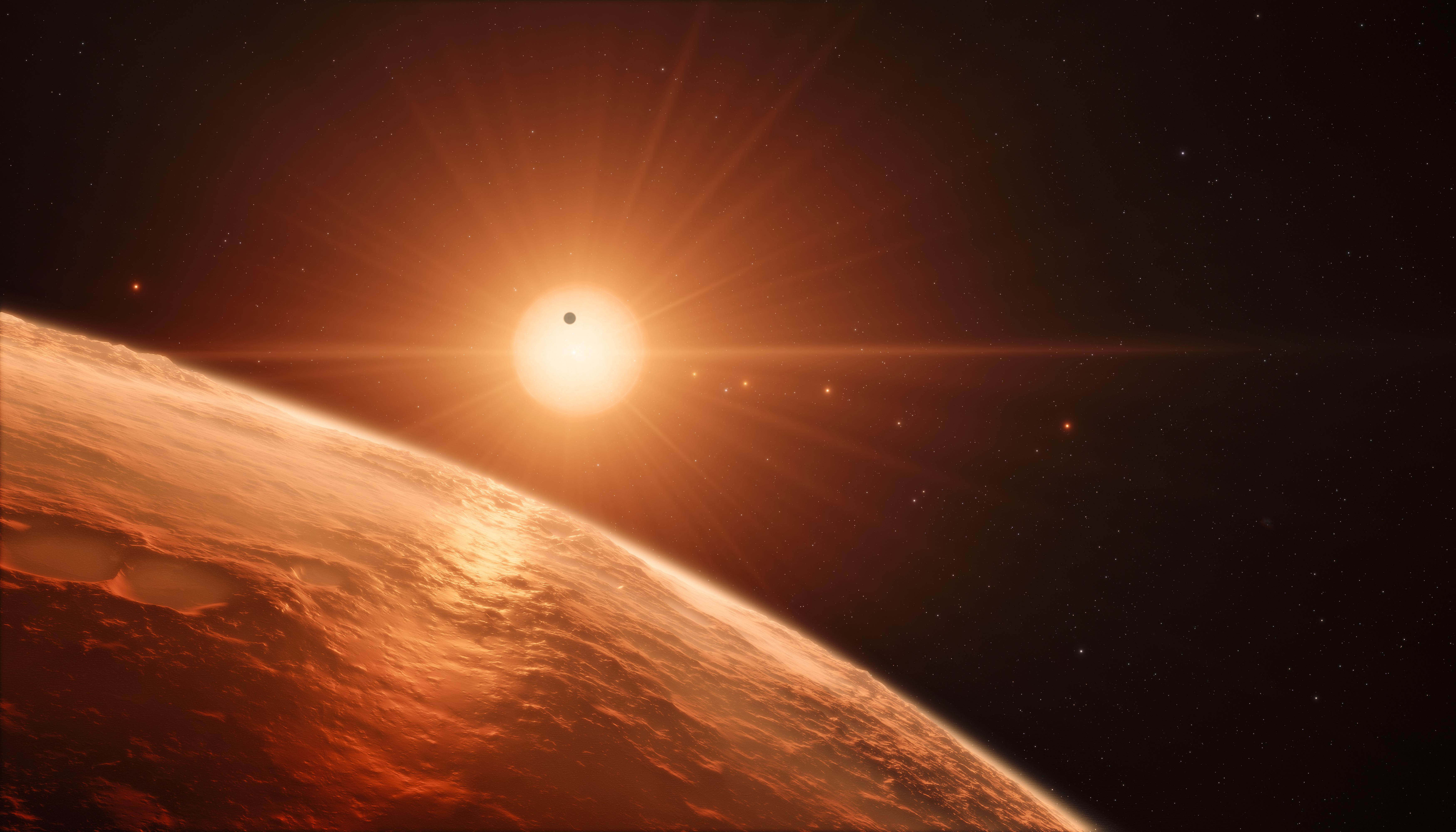 Wallpapers TRAPPIST