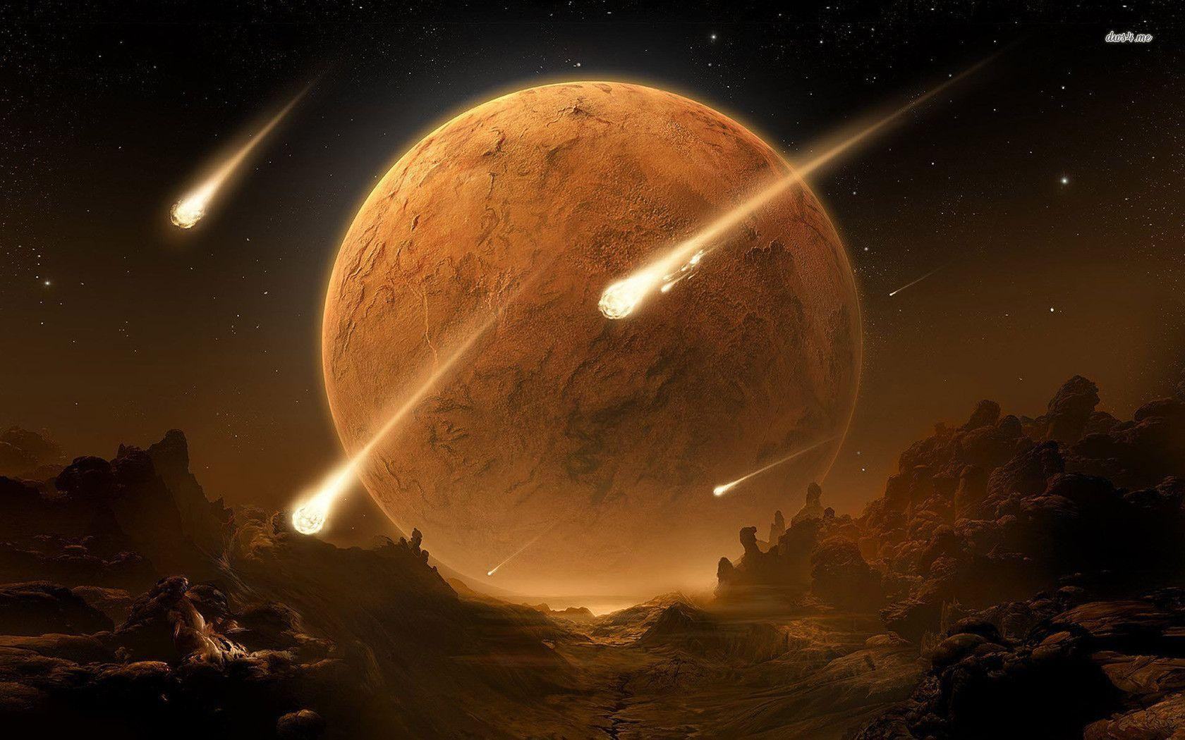 Meteor Wallpapers HD Backgrounds, Images, Pics, Photos Free Download ...