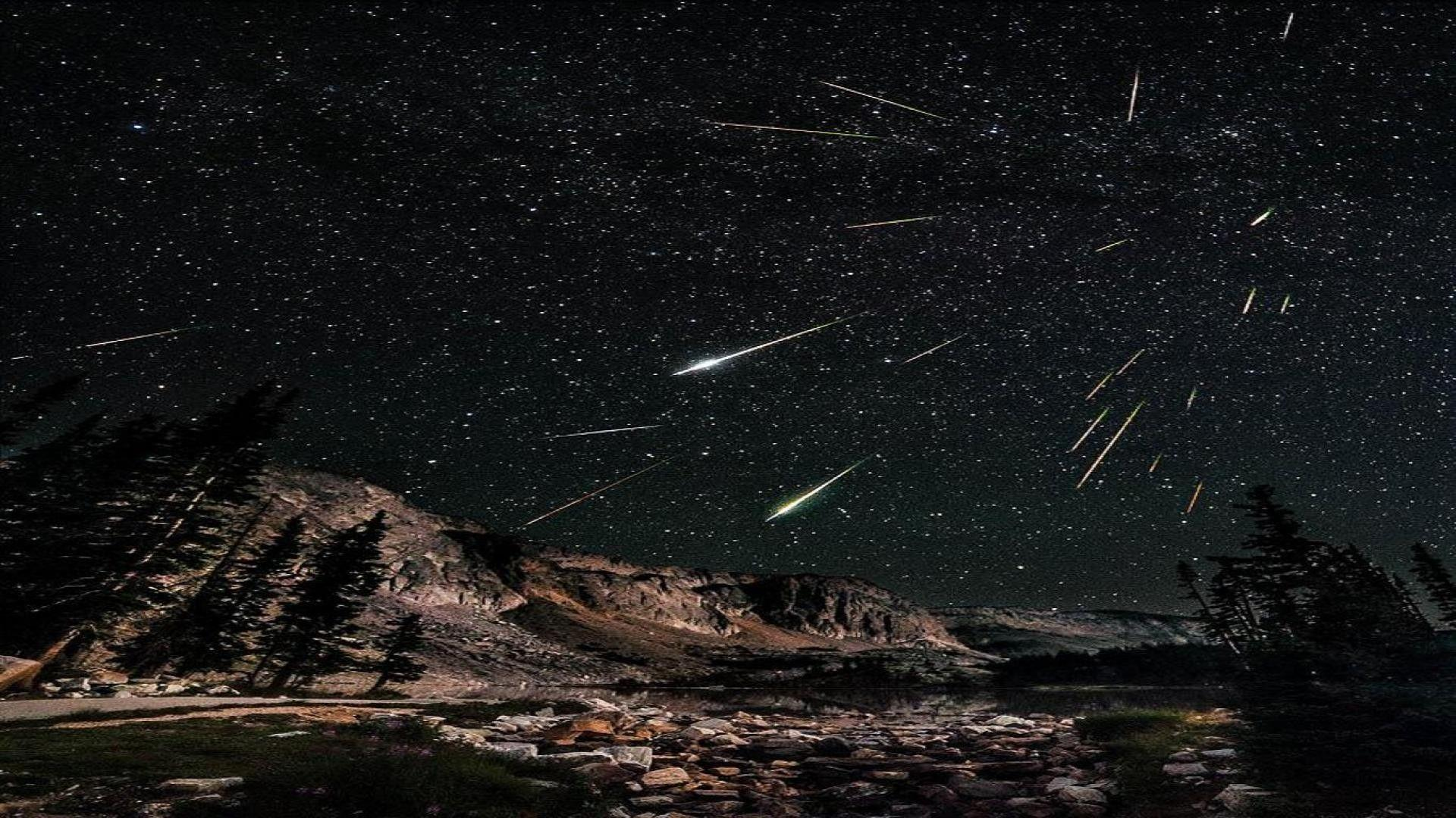 Meteor Shower Wallpapers - Top Free Meteor Shower Backgrounds ...