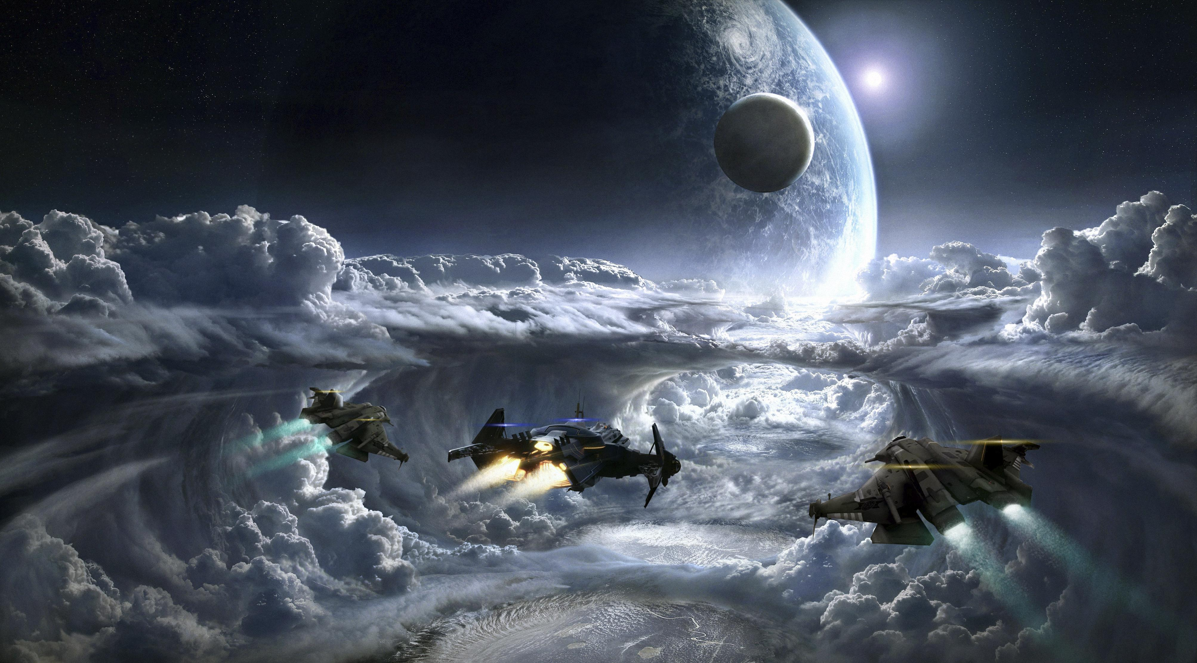 Space Exploration Wallpapers Wallpaper Cave