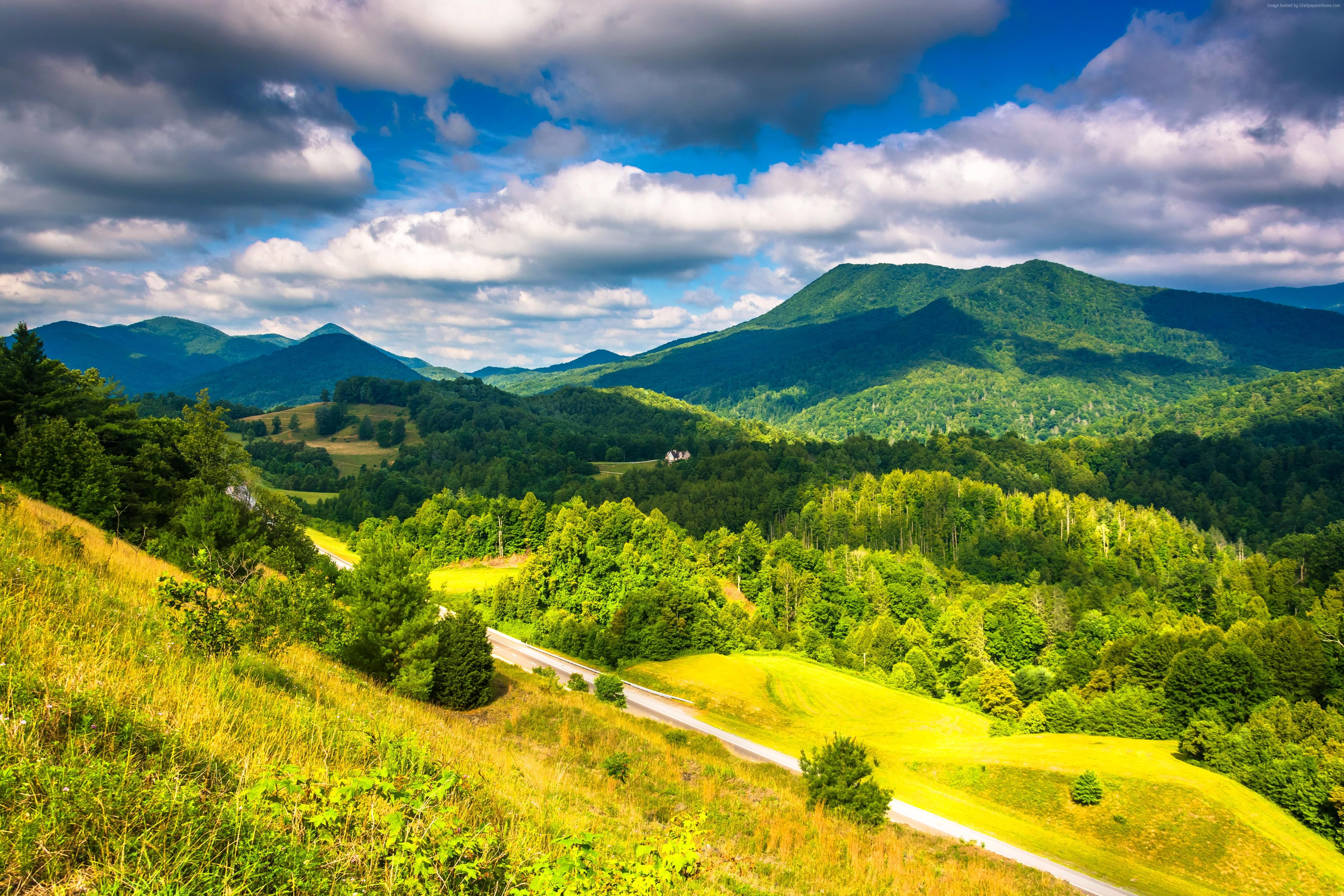 1 Appalachian Mountains HD Wallpapers | Background Images ...