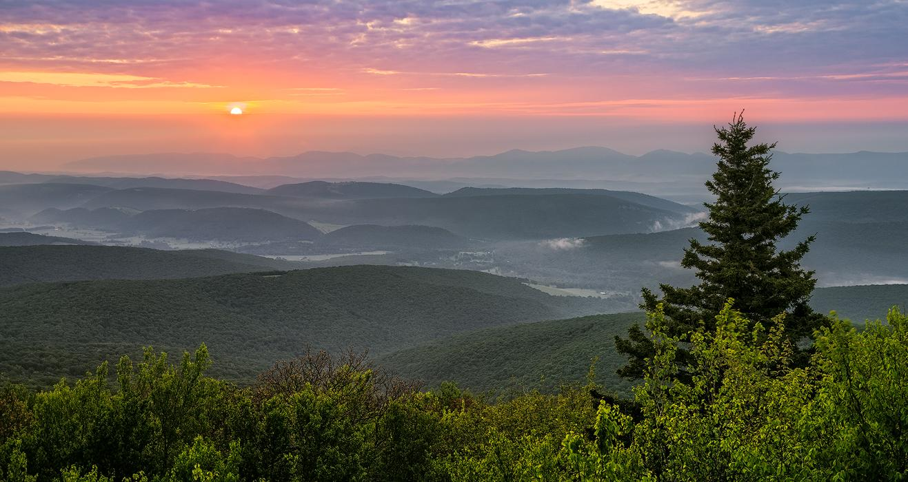 1317x700px Appalachian Mountains Wallpaper - WallpaperSafari