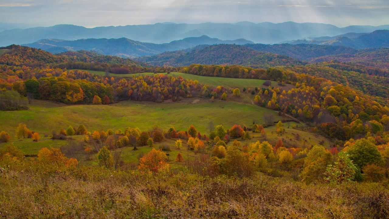 Appalachian Mountains Autumn wallpapers | Appalachian Mountains ...