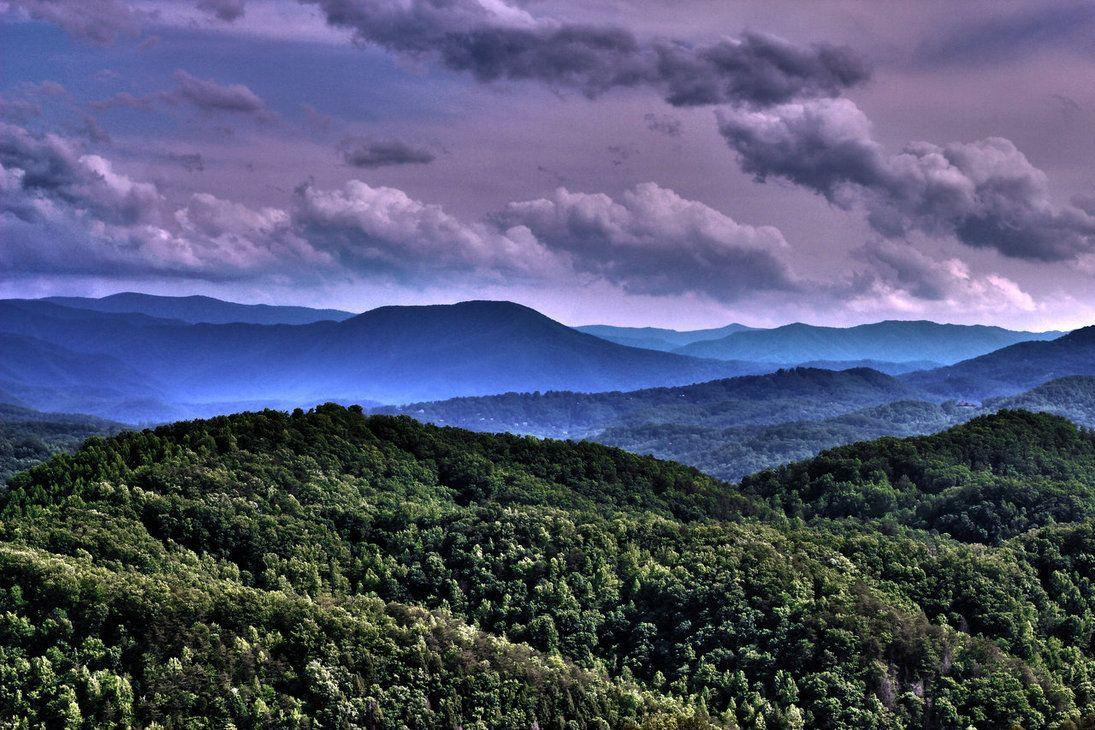 appalachian mountains; again & again | Bucket List Places to See ...