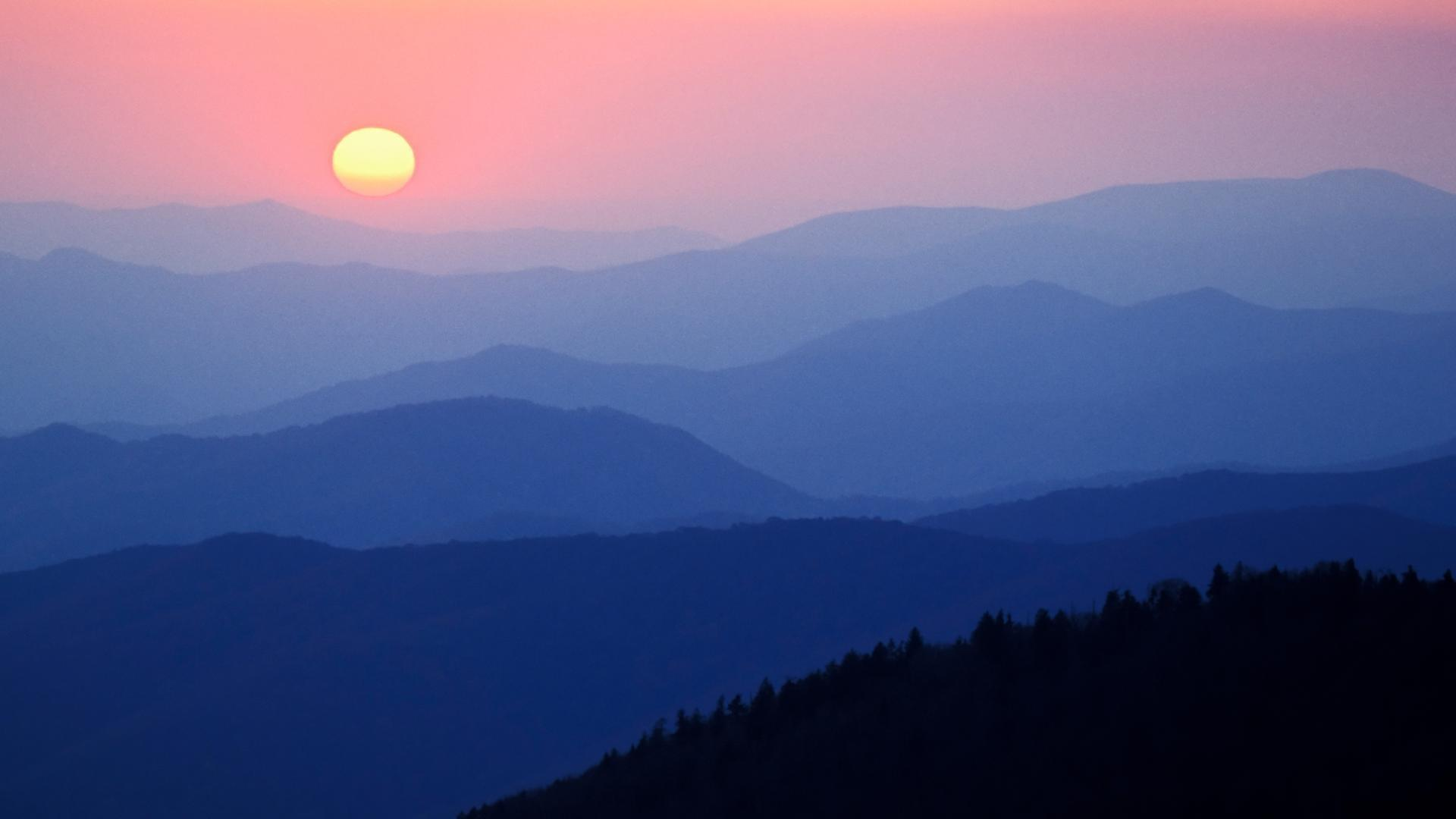 Blue Ridge Mountain Wallpaper (53+ images)