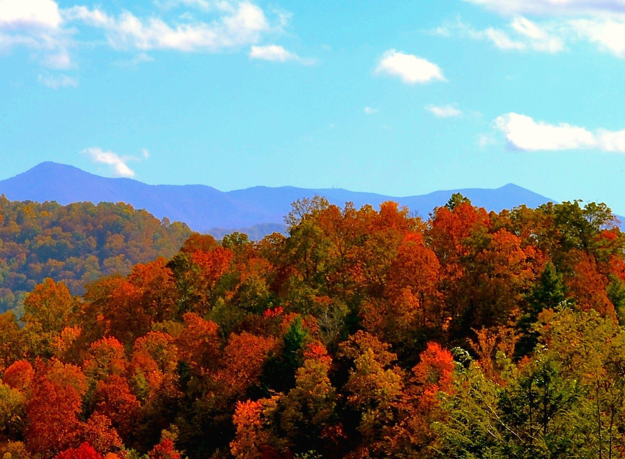 Autumn NC Mountains Wallpapers - Top Free Autumn NC Mountains ...