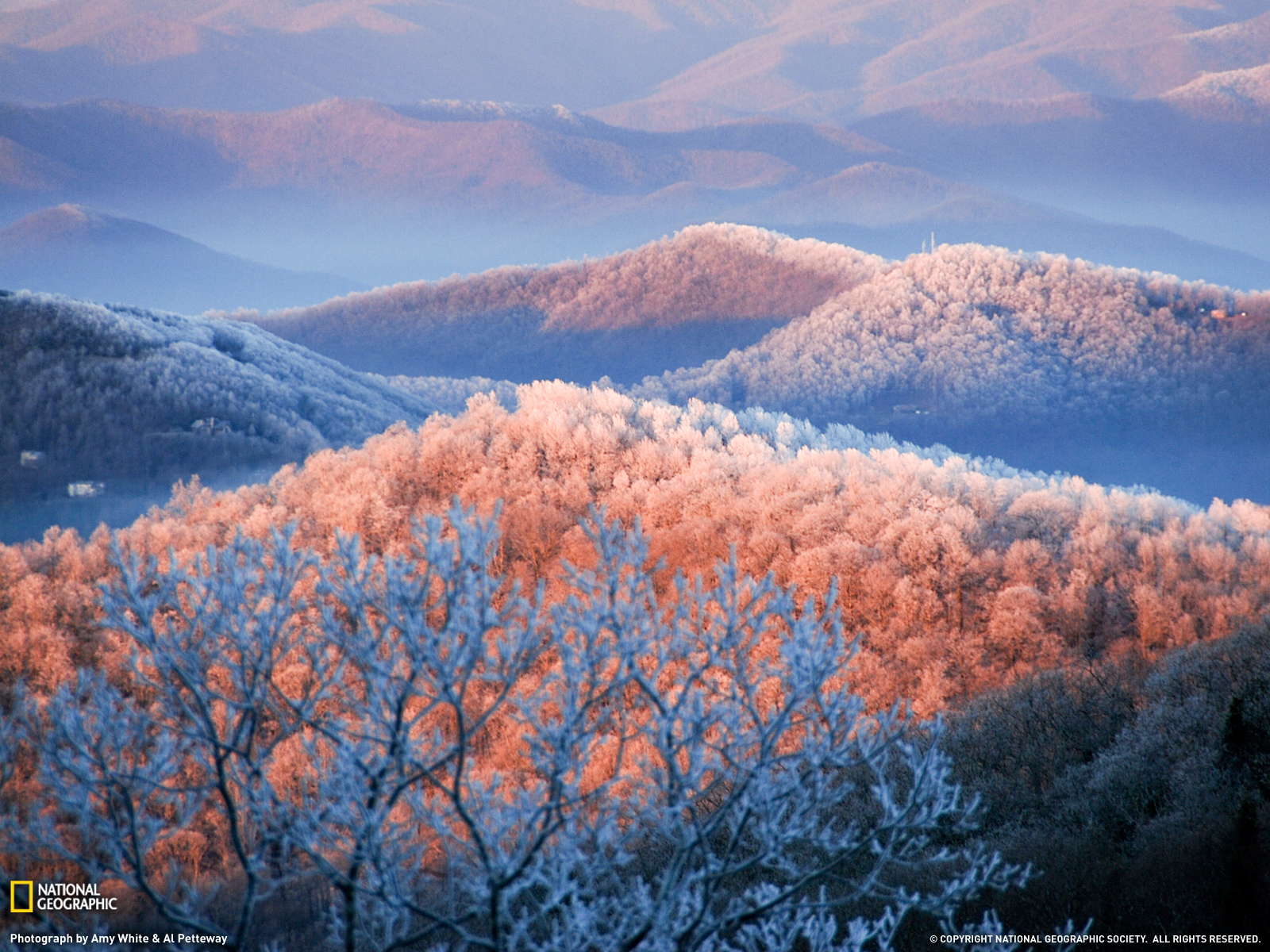 Group of Wallpaper Appalachian Mountains North