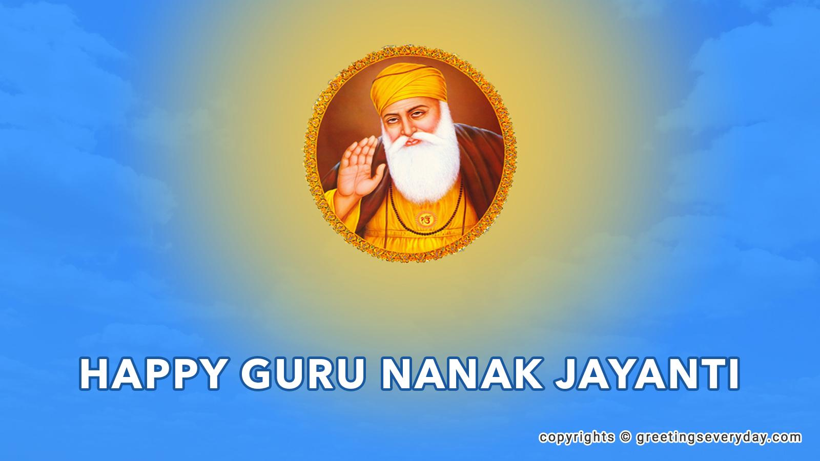 75+ Guru Nanak Gurpurab Wish Pictures And Images