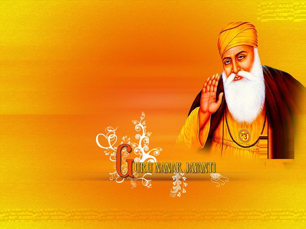 Best Gurpurab Quotes with Images: Best Guru Nanak Jayanti Photos ...