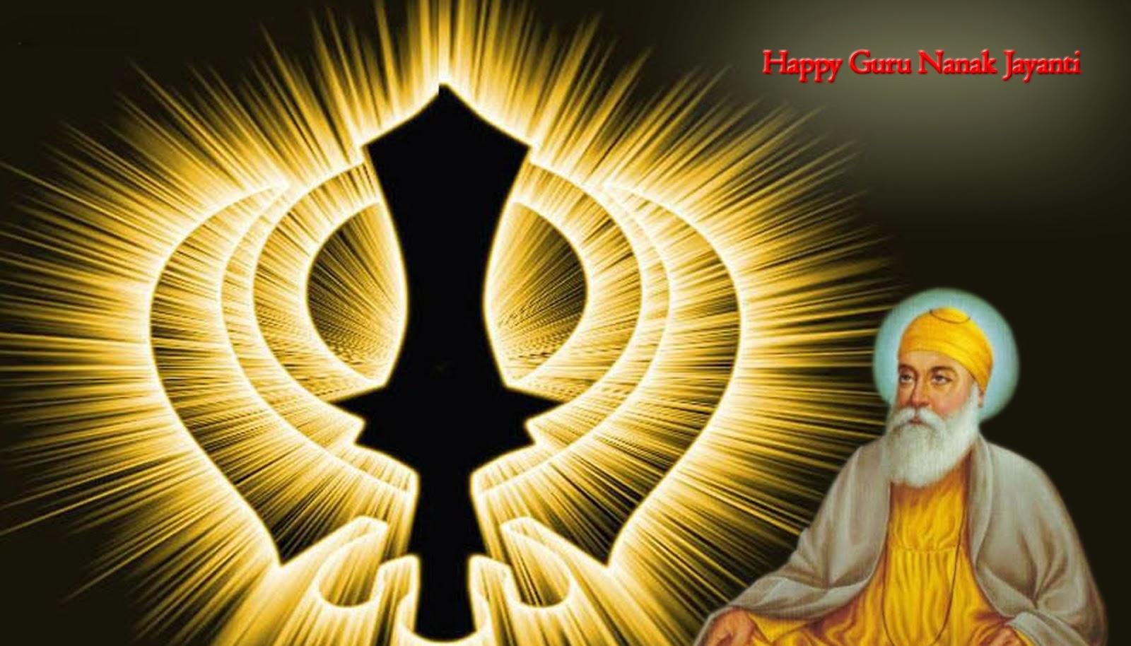 Happy Guru Nanak Jayanti (17th November 2013) HD Wallpapers and Pics ...