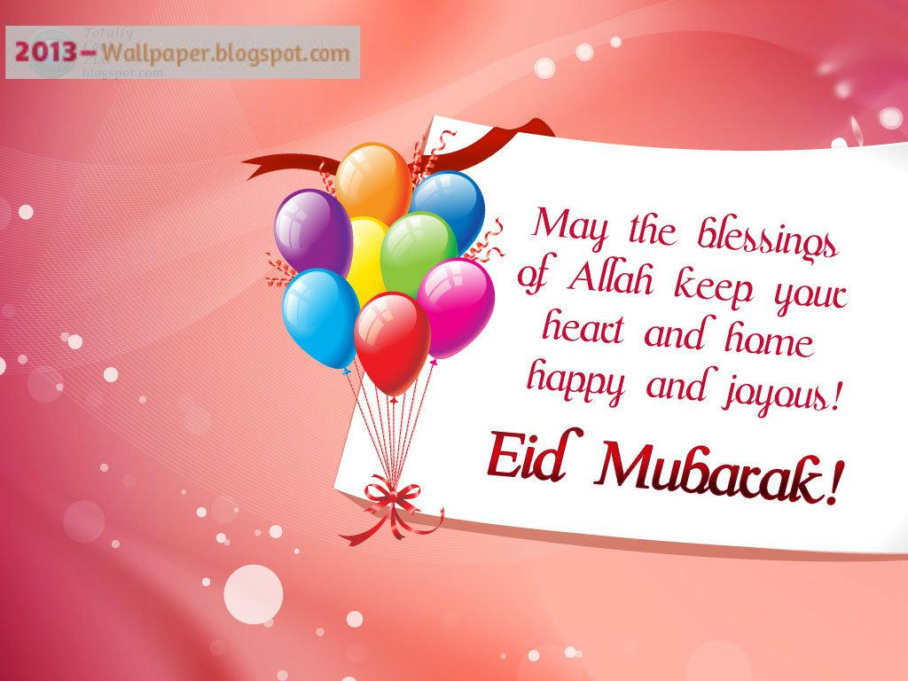Welketes: Colourful Eid-ul-fitr 2013 wallpaper quotes cute attractive