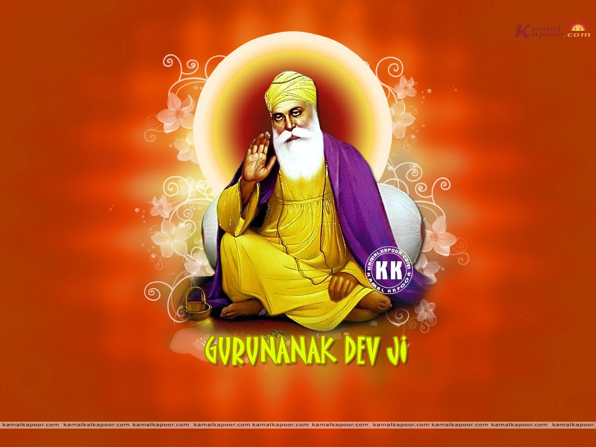 Guru Nanak Jayanti Wallpapers, Birthday invitation of Gurunanak ...