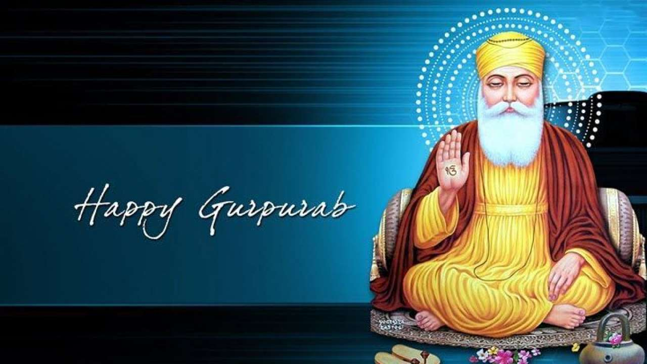 happy guru purab guru nanak jayanti 2018 wishes images quotes ...