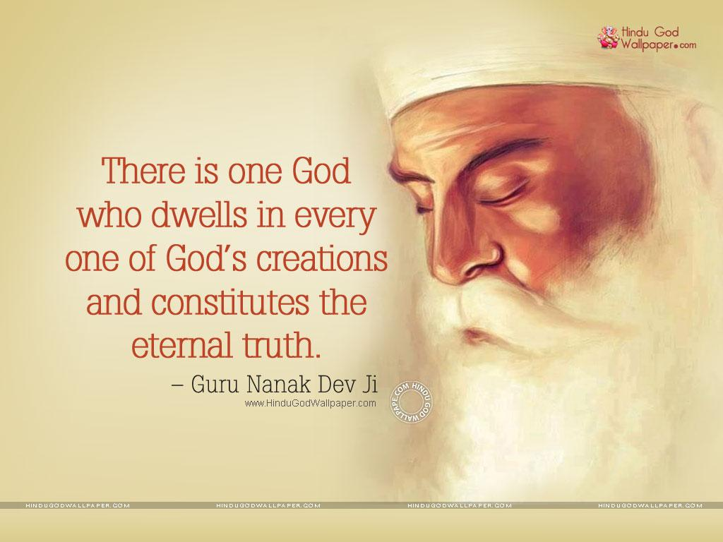 Guru Nanak Dev Ji Wallpapers, HD Images & Photos Free Download