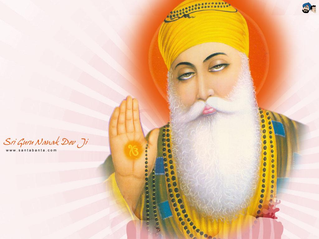 Guru Nanak Dev Ji Hd Wallpapers For Desktop ,Wallpaper Download, (52 ...