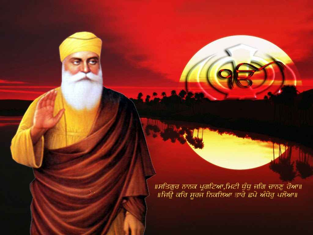 Guru Nanak Birthday Wallpaper Group (61+), HD Wallpapers