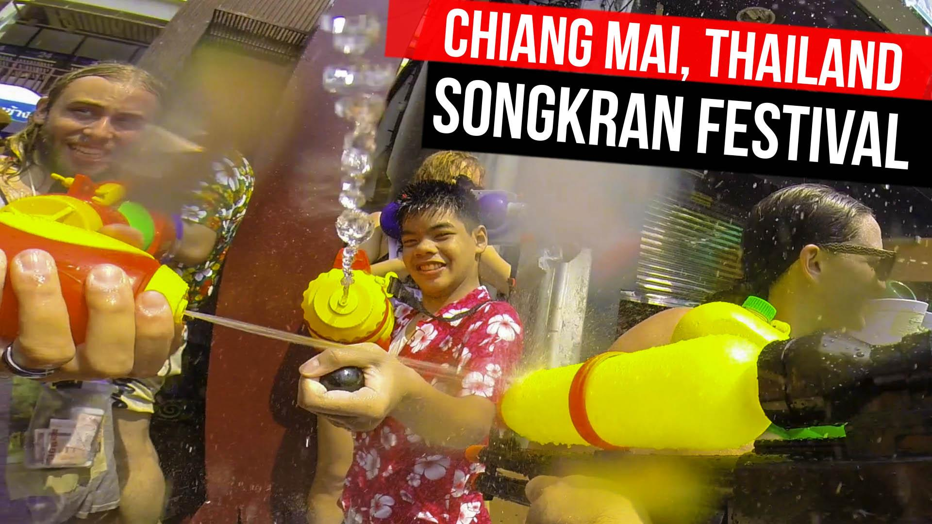Songkran Festival 2019 Guide and Tips