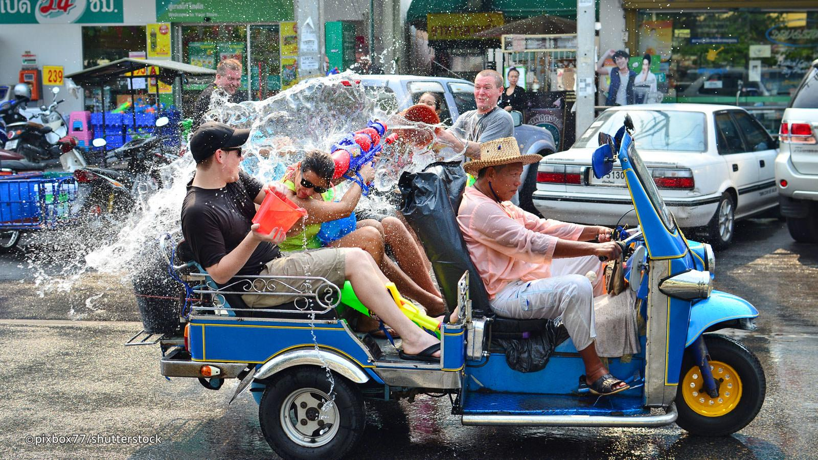 The Ultimate Guide to Songkran in Thailand 2018