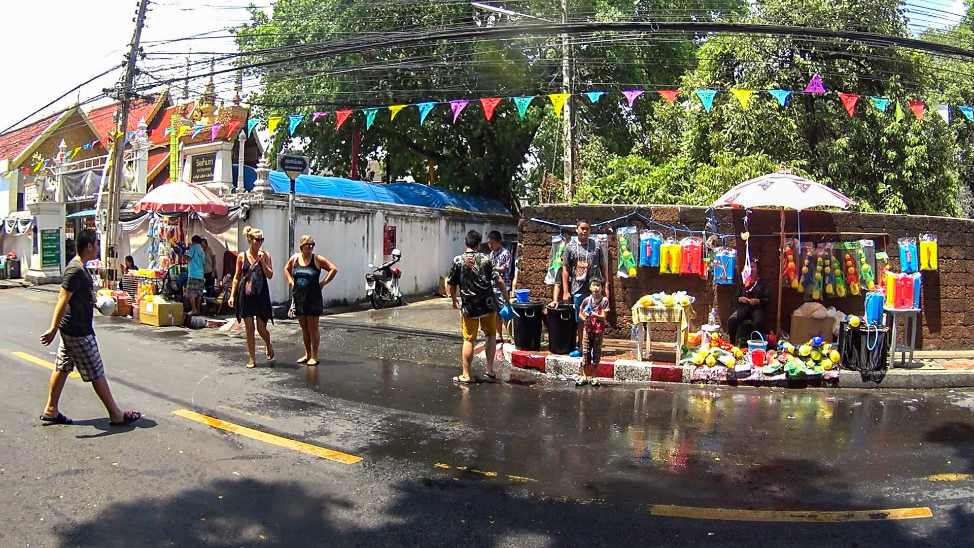 How to Prepare for Songkran Festival in Chiang Mai