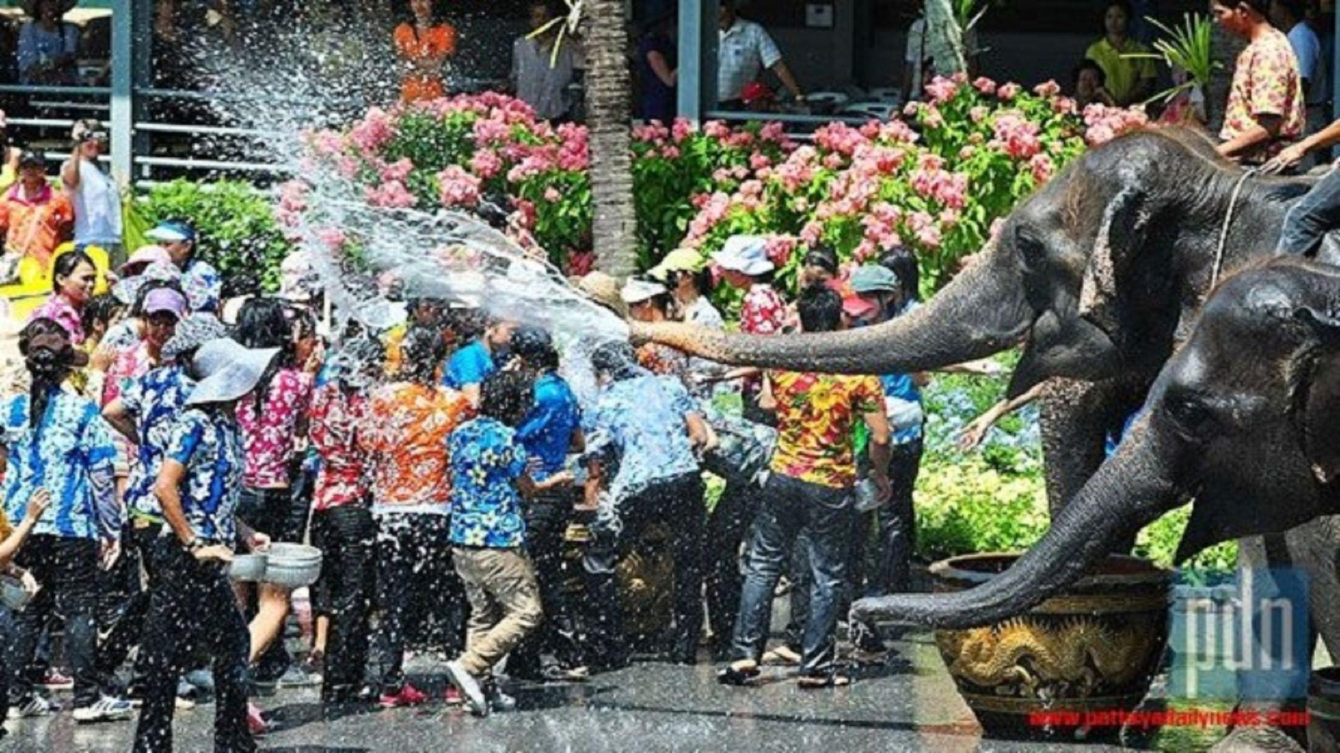 Songkran Thai New Year – Gayweekends