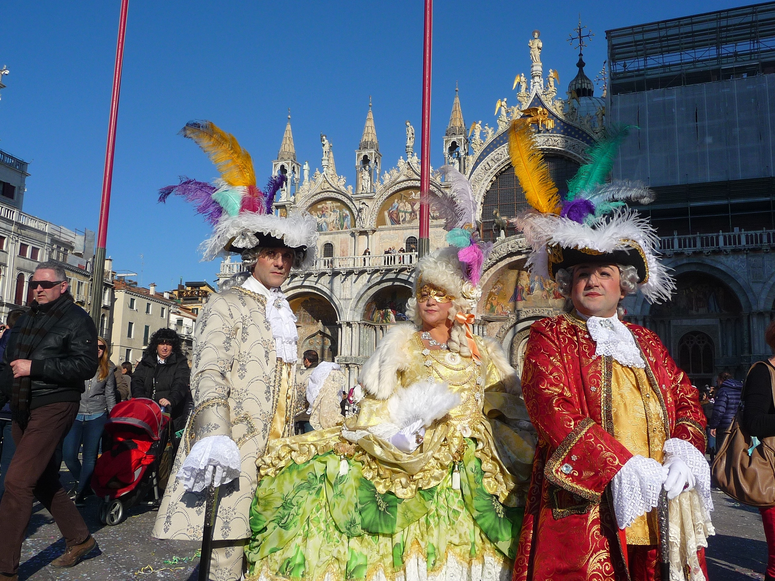 Venice, Carnival, Carnival Of Venice, blue, people free image