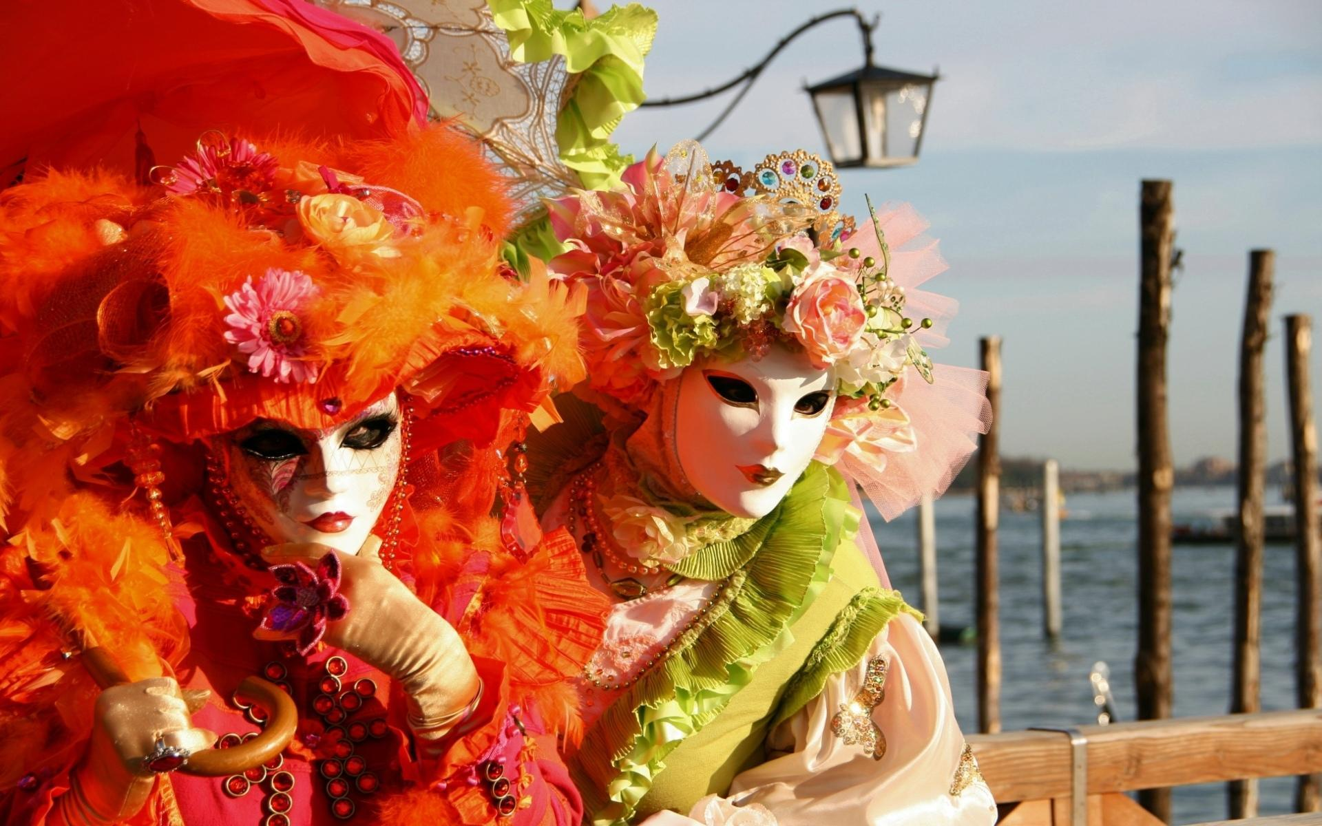 Carnival Of Venice Wallpapers HD Download