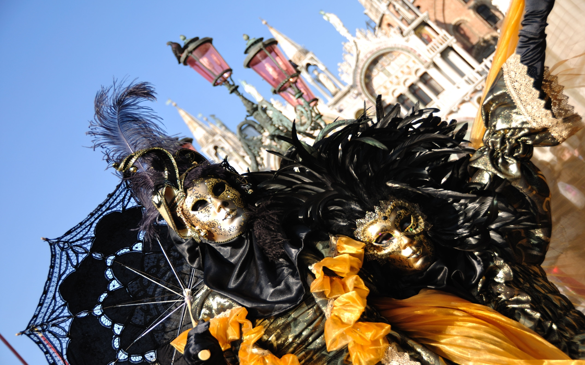 Carnival of Venice Wallpapers, Pictures, Image