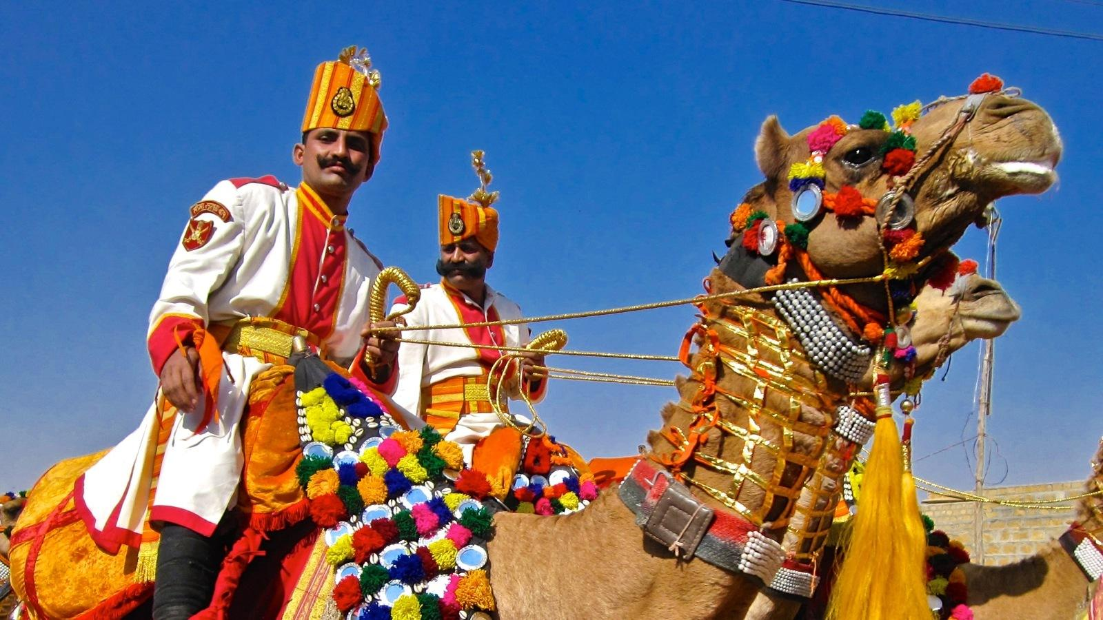 The Jaisalmer Desert Festival Is Rajasthan's Kitsch At Its Finest ...