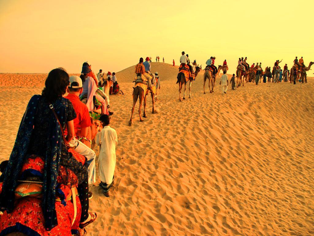 Jaisalmer Tourism: Top Things to Do in 2019, Videos, Photos - HolidayIQ