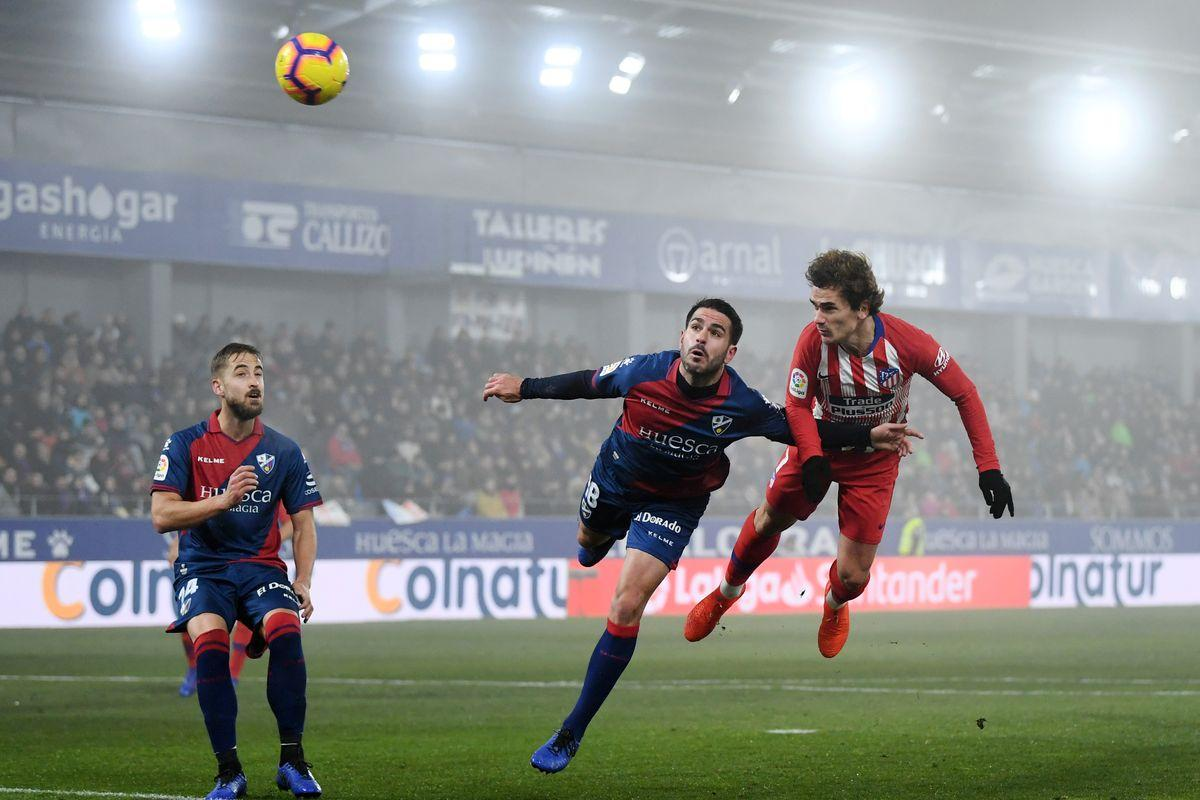 SD Huesca 0-3 Atlético Madrid: Player Ratings - Into the Calderon
