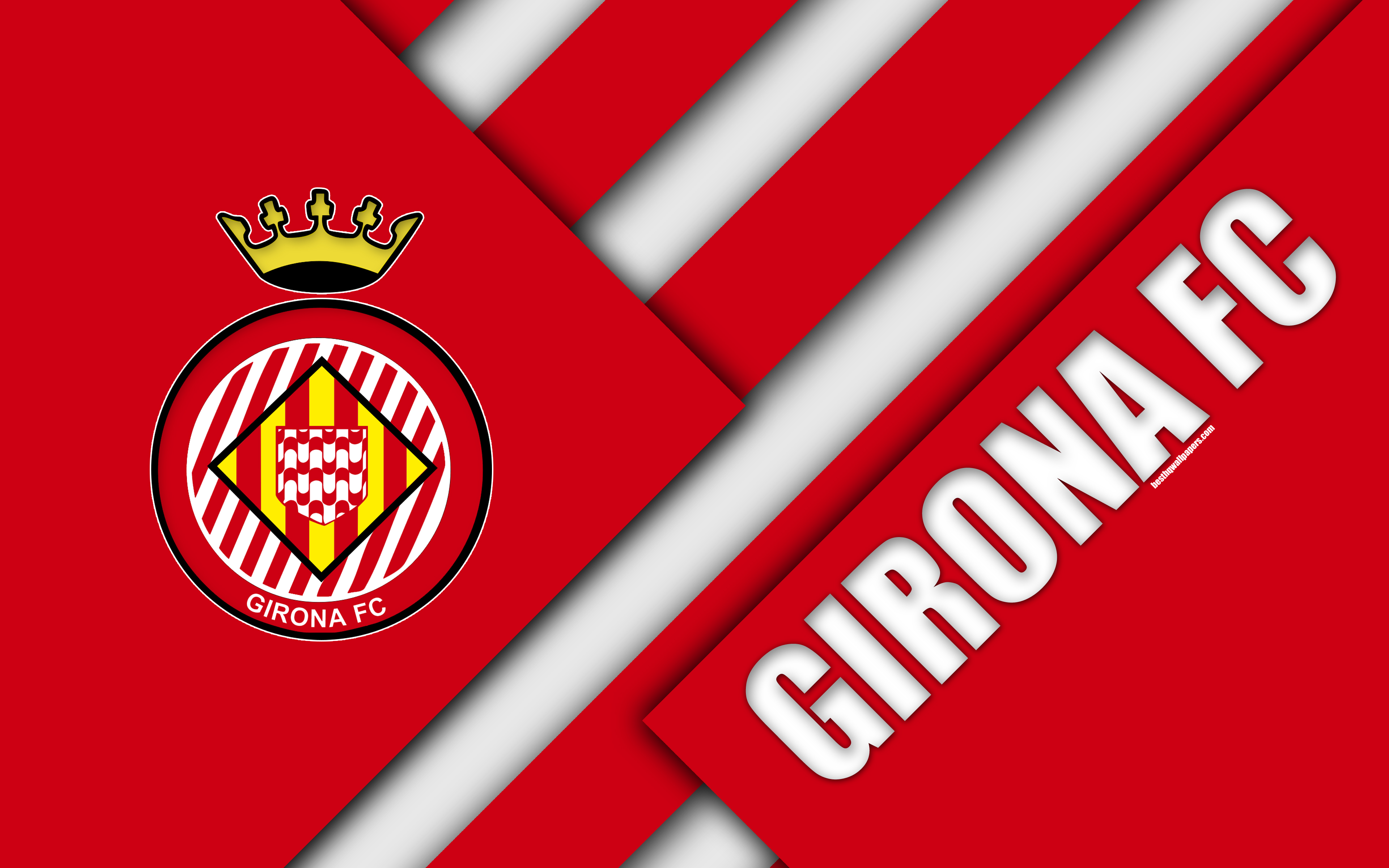 Girona FC 4k Ultra HD Wallpapers