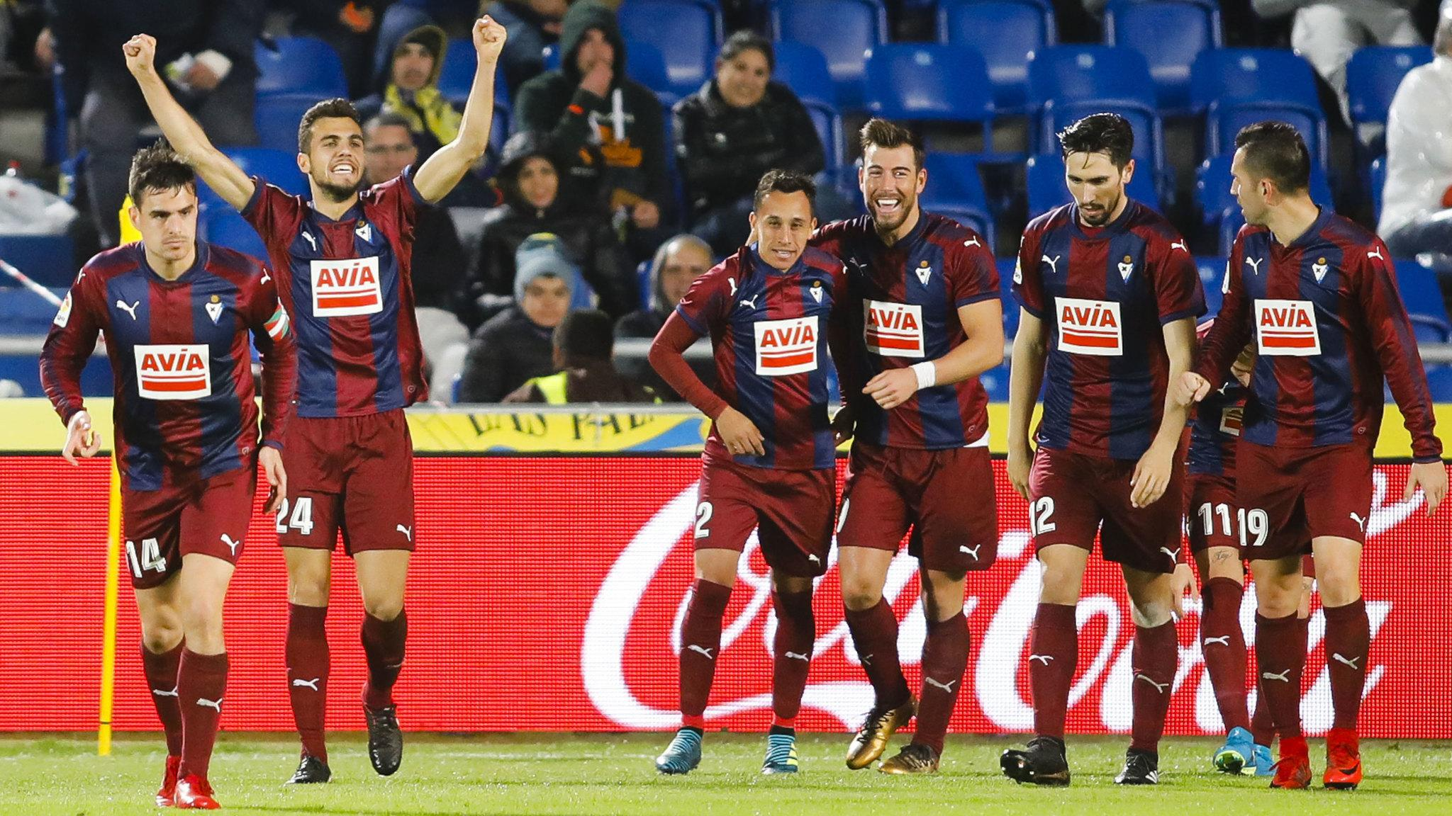 LaLiga: Europe's most in form team is... Eibar!