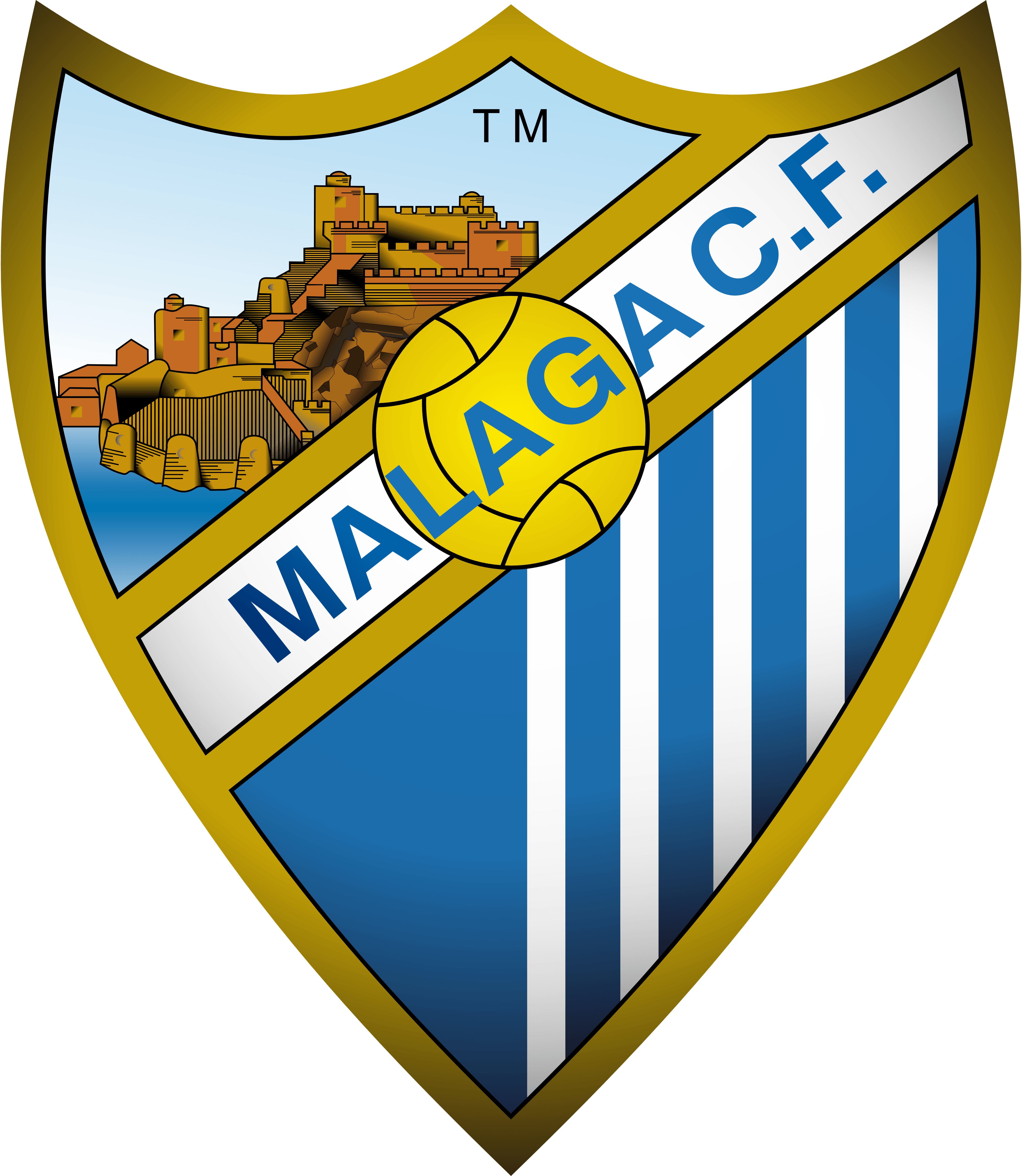 Málaga CF – Logos Download
