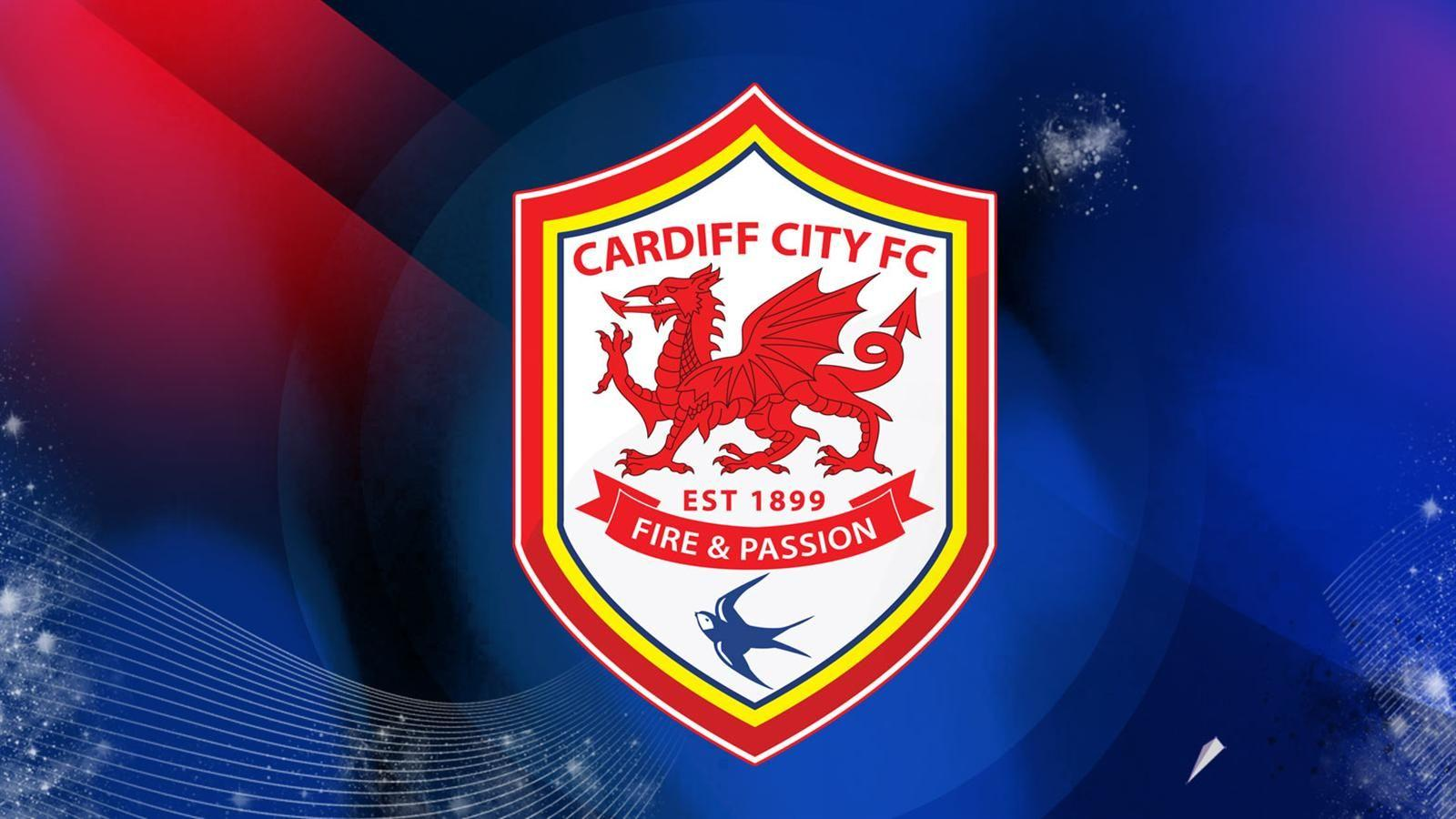 Cardiff City FC Badge Wallpaper | Wallpapers | Pinterest | Cardiff ...